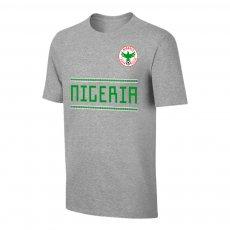 Nigeria WC2018 Qualifiers t-shirt, grey