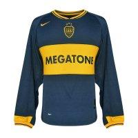 Boca Juniors 2006/07 home l/s shirt