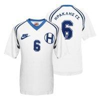Iraklis 1998 volley shirt No6