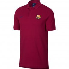 Barcelona 2018/19 Core polo T-shirt, red