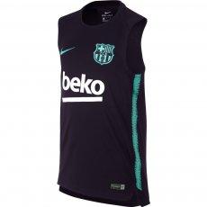 Barcelona 2018/19 junior sleeveless top Breathe, dark blue