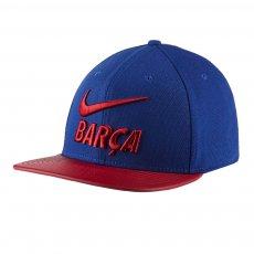 Barcelona 2018/19 Nike Pro Adjustable cap, blue