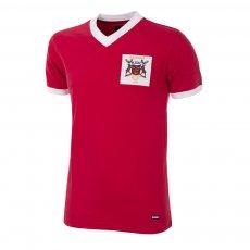 Nottingham Forest 1959 Cup Final Short Sleeve Retro Shirt
