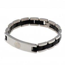 Celtic F.C. Black Inlay Bracelet