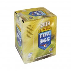 Panini FIFA 365 2019 stickers package