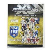 Panini Fifa365 2019 Adrenalyn metal cards album