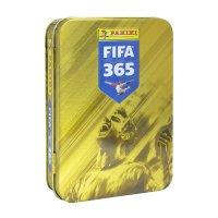Panini Fifa365 2019 Adrenalyn metal cards tin case