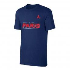 Paris Saint Germain ICI CEST t-shirt, dark blue