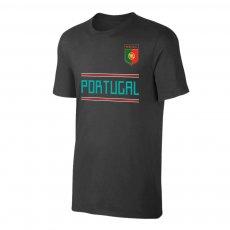 Portugal WC2018 Qualifiers t-shirt, black