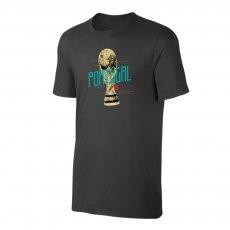 Portugal WC2018 Trophy t-shirt, black