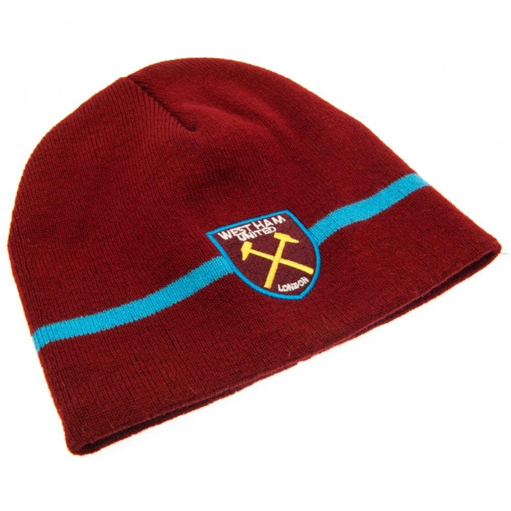 74fc6992f703f West Ham United F.C. Knitted Hat