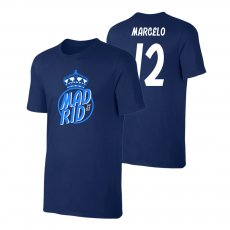 Real Madrid Crown t-shirt MARCELO, dark blue