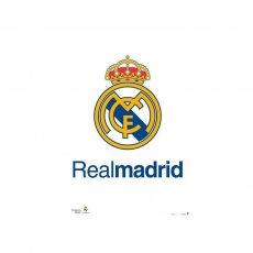 Real Madrid F.C. Poster Crest 2 (61 x 91cm)