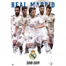 Real Madrid F.C. Poster Players 61 (61 x 91cm)
