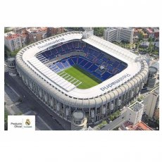 Real Madrid F.C. Poster Stadium 4 (61 x 91cm)