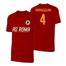 Roma Lupo t-shirt NAINGGOLAN, crimson