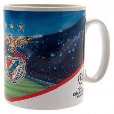 S.L. Benfica Champions League Mug