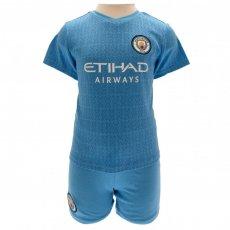 Manchester City FC Shirt & Short Set 2/3 yrs SQ
