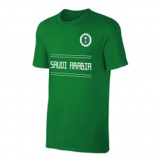 Saudi Arabia WC2018 Qualifiers t-shirt, green