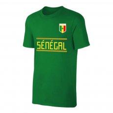 Senegal WC2018 Qualifiers t-shirt, green