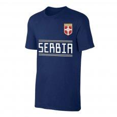 Serbia WC2018 Qualifiers t-shirt, dark blue