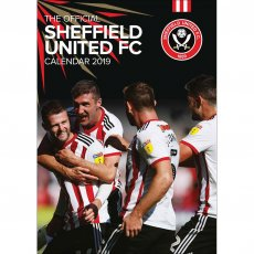 Sheffield United F.C. Calendar 2019
