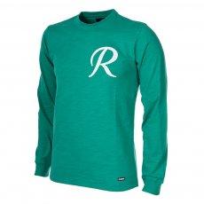 SK Rapid Wien 1956 - 57 Long Sleeve Retro Football Shirt