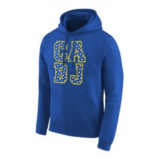 Boca Juniors CABJ junior footer with hood, blue