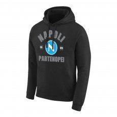 Napoli Est.1926 footer with hood, black