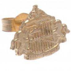 Sunderland A.F.C. 9ct Gold Earring