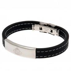 Sunderland A.F.C. Stitched Silicone Bracelet