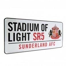Sunderland A.F.C. Street Sign