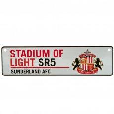 Sunderland A.F.C. Window Sign