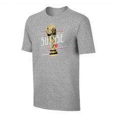 Switzerland WC2018 Trophy t-shirt, grey