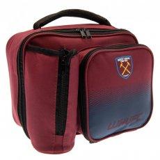 West Ham United F.C. Fade Lunch Bag