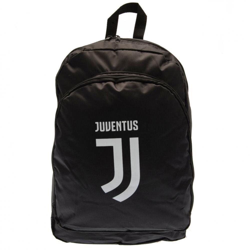 officially licensed black Juventus FC backpack