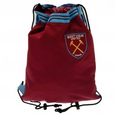 West Ham United F.C. Drawstring Backpack