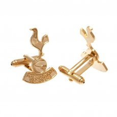 Tottenham Hotspur F.C. Gold Plated Cufflinks