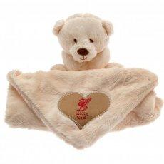 Liverpool F.C. Baby Comforter Hugs