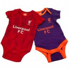 Liverpool F.C. 2 Pack Bodysuit 12/18 mths PL