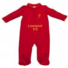 Liverpool F.C. Sleepsuit 6/9 mths GD