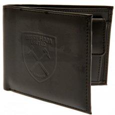 West Ham United F.C. Debossed Wallet
