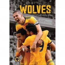 Wolverhampton Wanderers F.C. Calendar 2019