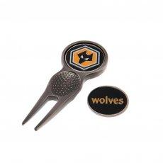 Wolverhampton Wanderers F.C. Divot Tool & Marker