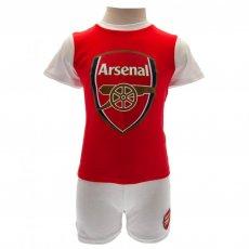 Arsenal F.C. T Shirt & Short Set 3/6 mths
