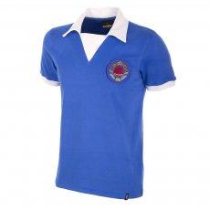 Yugoslavia 1980s Short Sleeve Retro Football Shirt