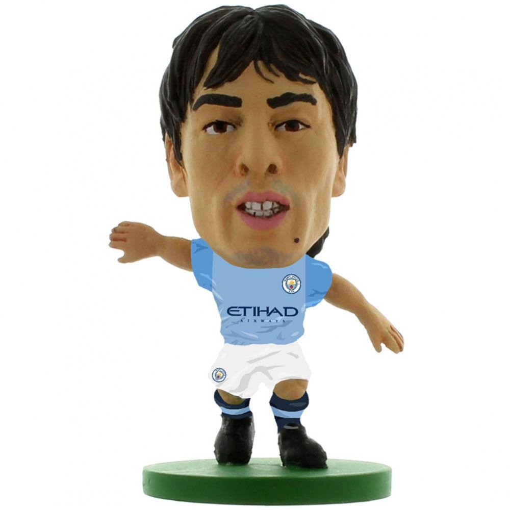 Manchester City F.C. SoccerStarz David Silva
