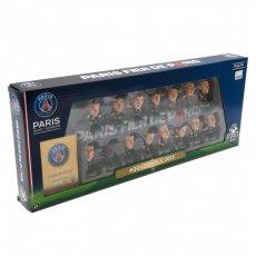 Paris Saint Germain FC SoccerStarz Quadruple Winners Team Pack